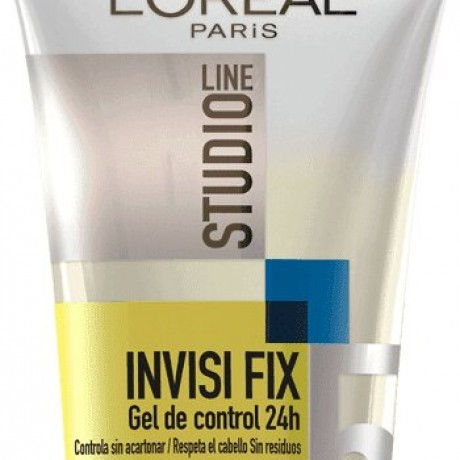GEL L´ORÉAL STUDIO LINE INVISIBLE 150 ML GEL L´ORÉAL STUDIO LINE INVISIBLE 150 ML