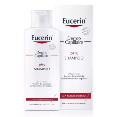 EUCERIN SHAMPOO SUAVE PH5 250 ML EUCERIN SHAMPOO SUAVE PH5 250 ML