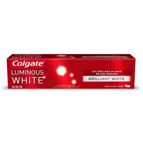COLGATE LUMIN WHITE CR 140 GR COLGATE LUMIN WHITE CR 140 GR