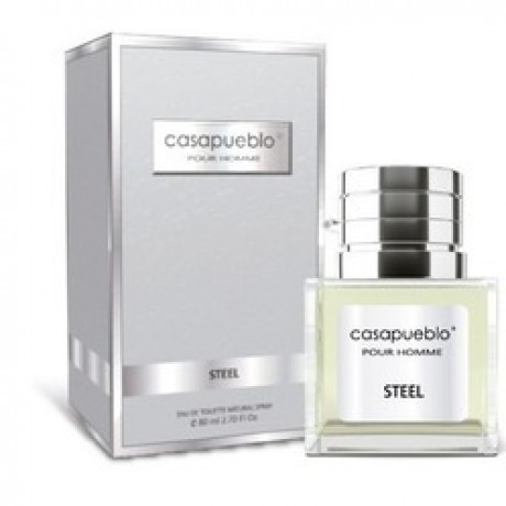 CASAPUEBLO STEEL MAN EDT 80 ML CASAPUEBLO STEEL MAN EDT 80 ML