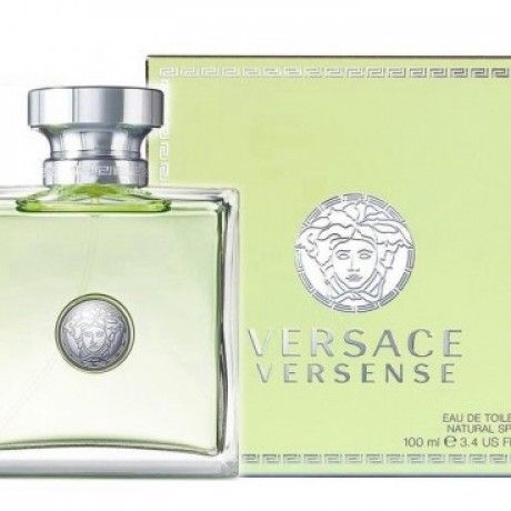 VERSACE VERSENSE EDT 100 ML VERSACE VERSENSE EDT 100 ML