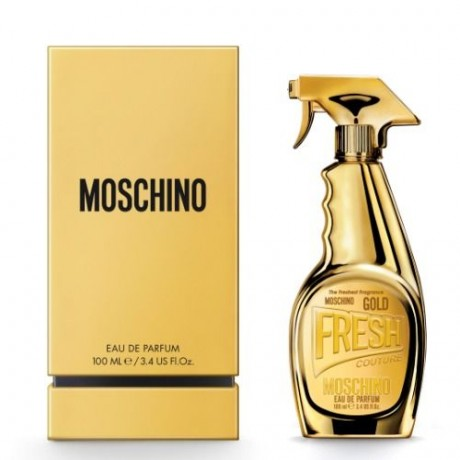 MOSCHINO FRESH GOLD EDP 100 ML MOSCHINO FRESH GOLD EDP 100 ML