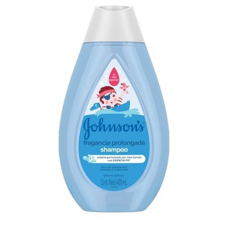 JOHNSON & JOHNSON SHAMPOO FRAGANCIA PROLONGADA 400 ML JOHNSON & JOHNSON SHAMPOO FRAGANCIA PROLONGADA 400 ML