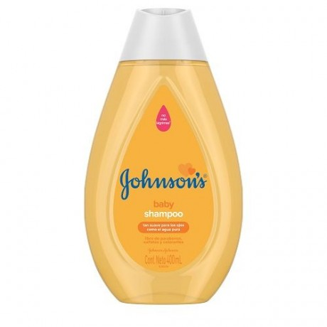 JOHNSON & JOHNSON SHAMPOO CLASICO 400 ML JOHNSON & JOHNSON SHAMPOO CLASICO 400 ML