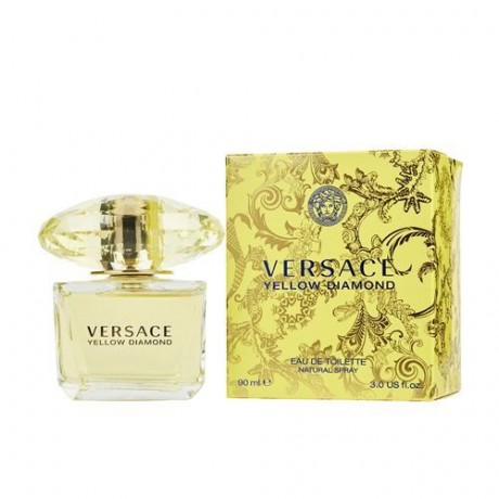 VERSACE YELLOW DIAMOND EDT 90 ML VERSACE YELLOW DIAMOND EDT 90 ML